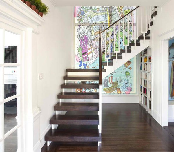 Exceptionnel Residential Staircase Designs