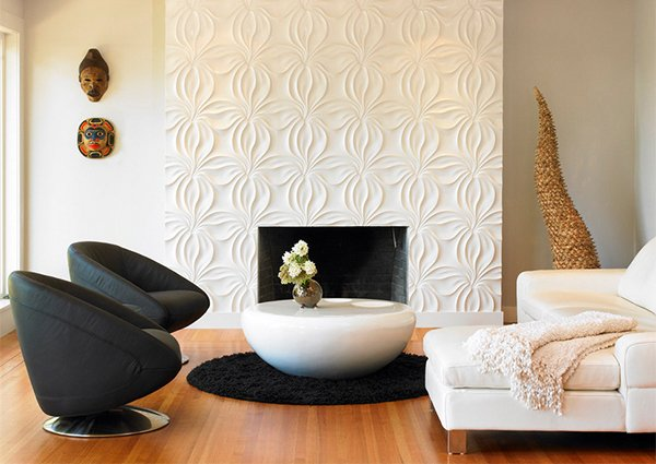 Textured Wall Designs