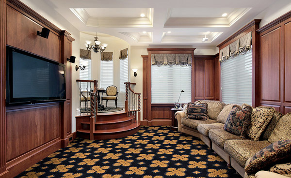 Tivoli Home Theater Carpet