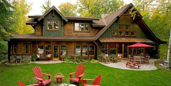 20 different exterior designs of country homes home for Home design outside look