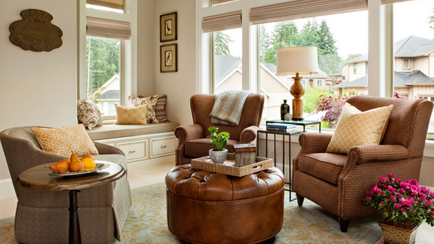 living room window design ideas 15 pretty living room windows home design lover 23466