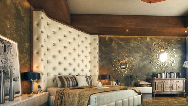Elaborate Opulence In 20 Luxurious Bedroom Designs Home