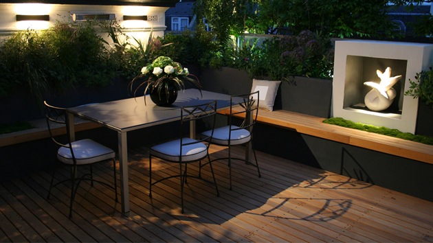 Lovely showcase of 15 terrace design ideas home design lover for Terrace design