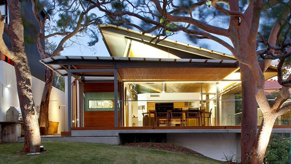 Angophora home design