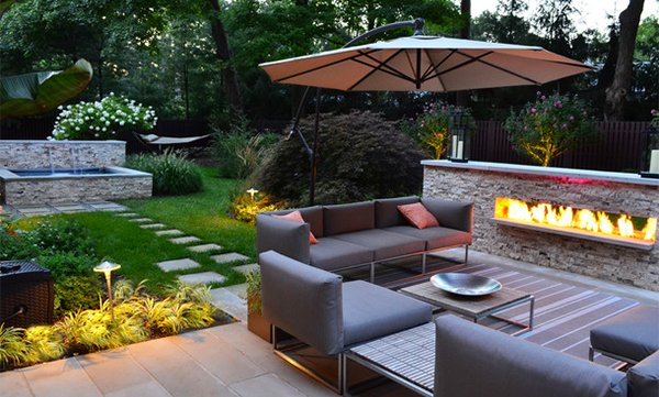 Backyard Landscaping Ideas Home Design Lover - Backyard landscape ideas