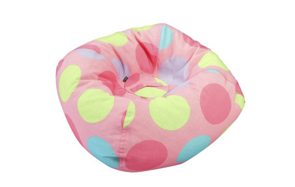 Printed Bean Bag