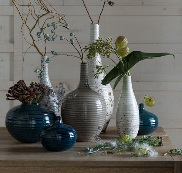 Ceramicist Vase Collection