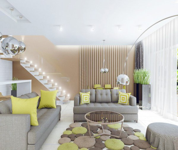 15 Interior Design Ideas Of Luxury Living Rooms