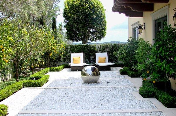 gravel modern design