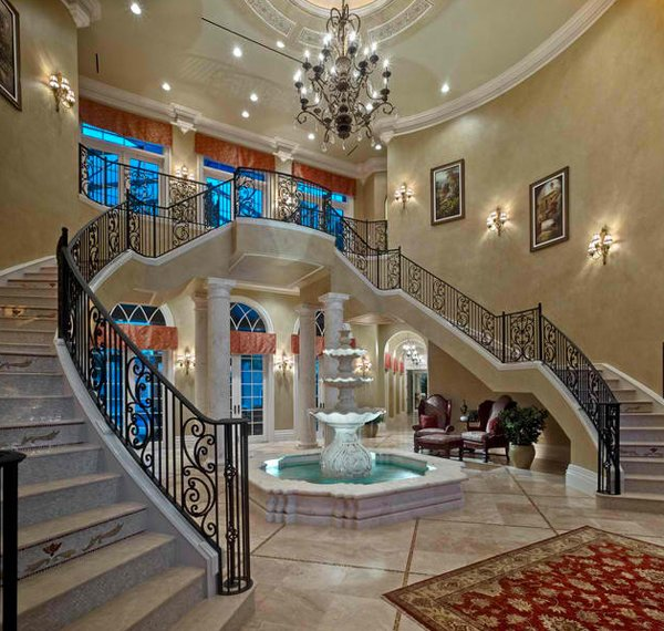 double staircases