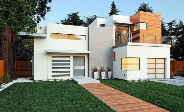 20 Contemporary Attached Garage Design
