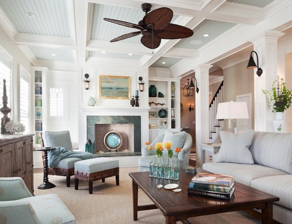 15 Different Living Room Ceiling Treatments Home Design Lover