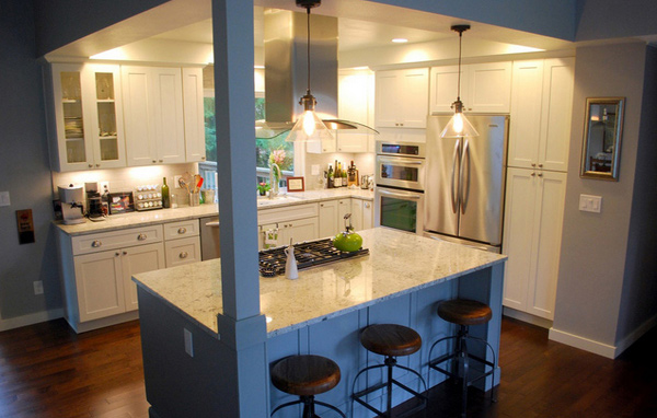 A Collection Of 18 White Kitchen Cabinet Designs Home