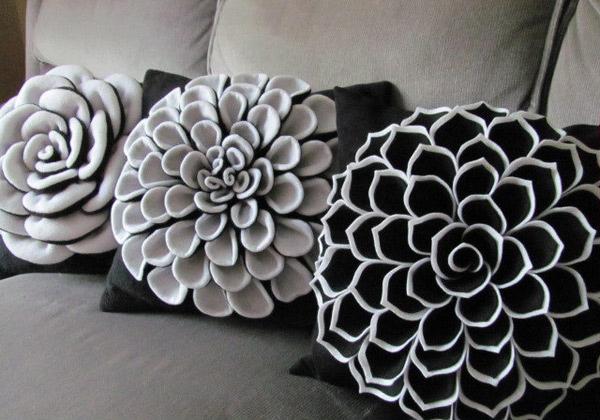 Sophia Flower Felt Flower Pattern