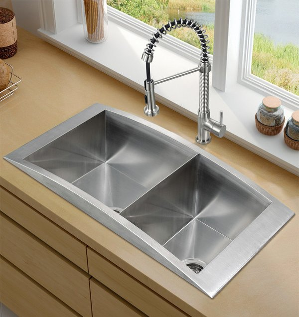 kitchen sink design 15 functional basin kitchen sink home design lover 2661