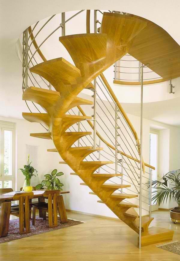 Hand-made wood