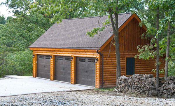 Detached Garages