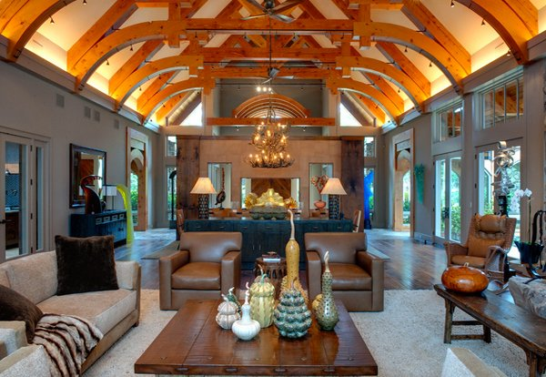 18 Living Room Designs With Vaulted Ceiling Home Design