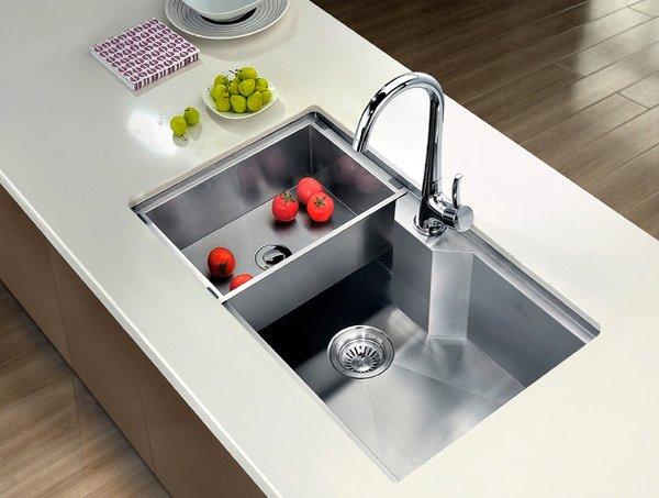 dual mount sink