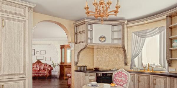 Choose a chandelier's materials