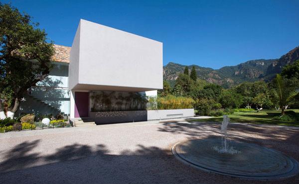 Mexico home design