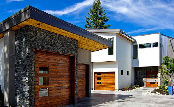 15 detached modern and contemporary garage design for Stand alone carport designs