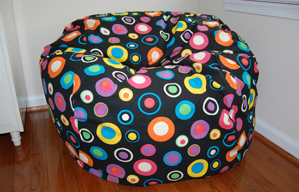 washable bean bag