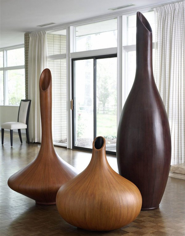 Elaborate Beauties Of 15 Floor Vase Designs Home Design