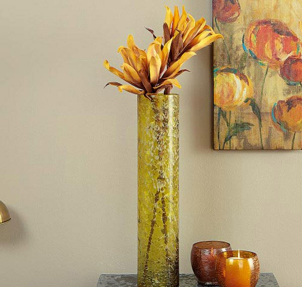 Lemon Grass Vase