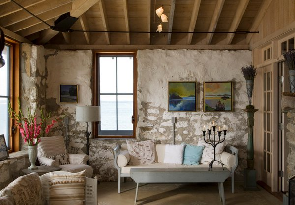 Rustic Living Room 15 homey rustic living room designs | home design lover