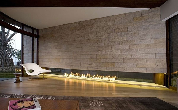beautiful fireplace design