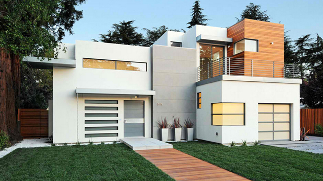 20 contemporary attached garage design home design lover