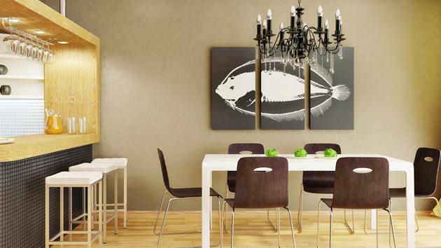 10 Dining Room Decor Tips