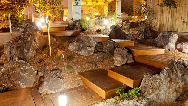 15 Inspiring Designs Of Garden Stairs