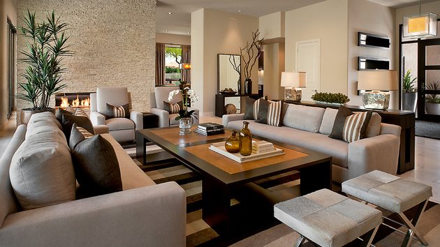 20 Gorgeous Living Room Furniture Arrangements