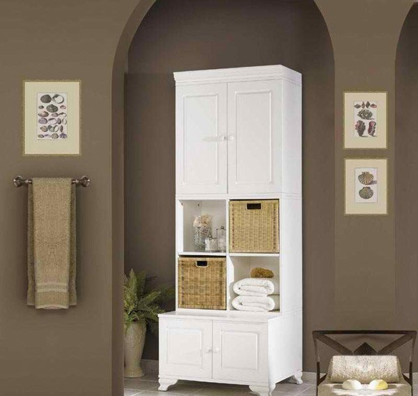 Traditional Classic Bathroom Cabinet