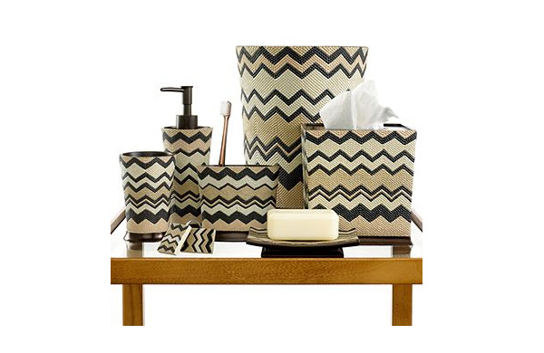 lauren collection modern bath accessories