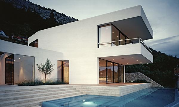 House u a perfect family house in croatia home design lover - Mijn home design ...