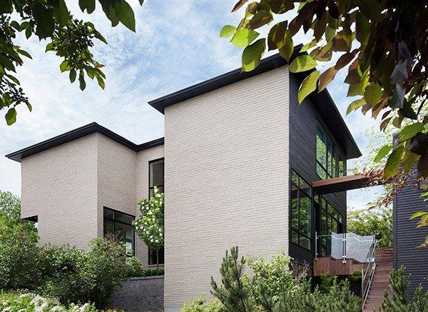 exterior wall design