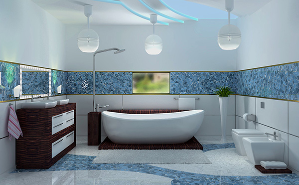bathroom modern - Dream Bathroom Pictures