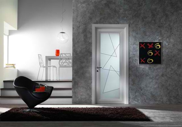 15 modern interior glass door designs for inspiration - What is contemporary design ...