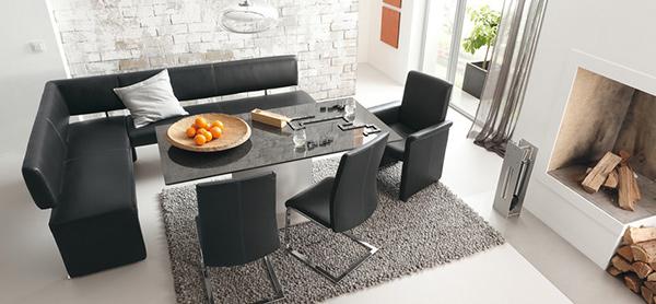 15 Black Modern Dining Area Ideas Home Design Lover