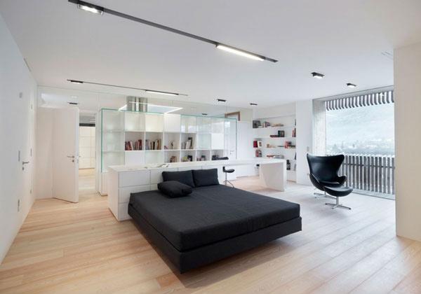 CPF House Bedroom 1