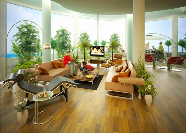 20 Refreshing Wooden Floor Tile Designs Home Design Lover