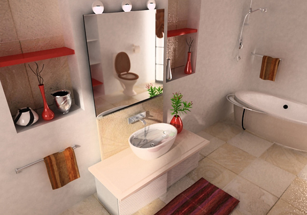Bathroom Design Conteporary
