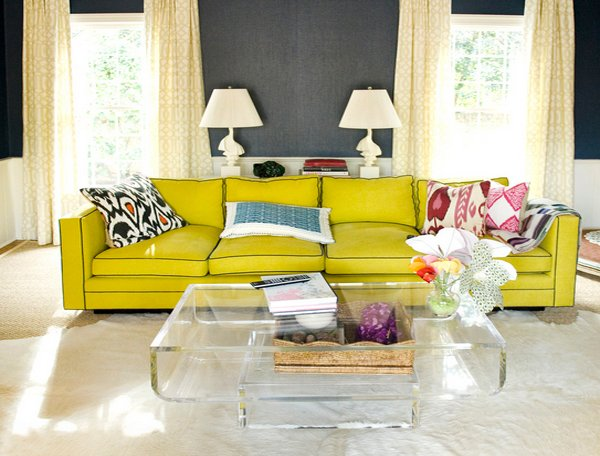 20 One of a Kind Living Room Center Tables | Home Design Lover