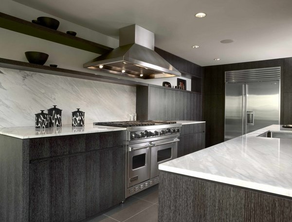 Charmant Grey Kitchen Designs
