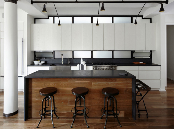 black slate countertops