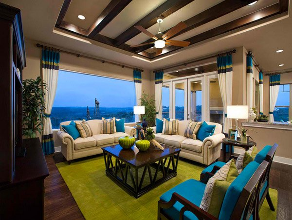 Neutral walls15 Traditional Tropical Living Room Designs   Home Design Lover. Tropical Living Room Design. Home Design Ideas