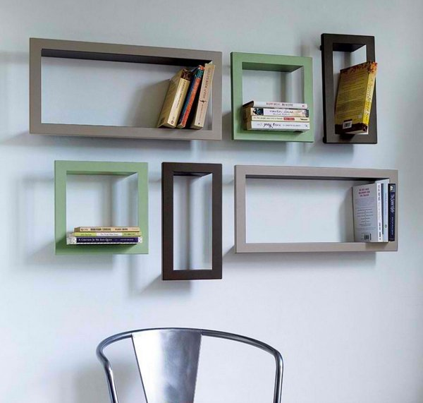 Wood Shelf designs